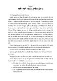Tài liệu Kỹ thuật lập trình - Chương 7: Mật mã khóa đối xứng