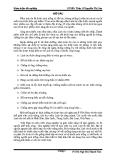 Luận văn: Nghiên cứu kỹ thuật trồng nấm linh chi đỏ (Ganoderma Lucidum) trên mạt cưa cao su