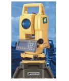 Hướng dẫn trút dữ liệu máy toàn đạc điện tử GTS-230N