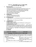 Bài 56-57: Thực hành Vẽ sơ đồ lắp đặt mạch điện - Giáo án Công nghệ 8 - GV:L.M.Trang