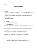 Giáo án Công nghệ 10 bài 39: Ôn tập chương 2