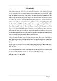 Luận văn: Ngăn ngừa và xử lý nợ quá hạn tại Ngân hàng Nông nghiệp và Phát triển Nông thôn Hà Nội