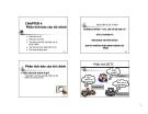 Bài giảng Phân tích báo cáo tài chính