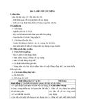 Bài 11:  Bản vẽ xây dựng - Giáo án Công nghệ 11 - GV:N.N.Viên
