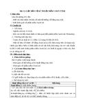 Bài 13:  Lập bản vẽ kỹ thuật bằng máy tính - Giáo án Công nghệ 11 - GV:N.N.Viên