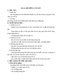 Bài 26: Hệ thống làm mát - Giáo án Công nghệ 11 - GV:N.N.Viên