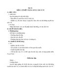 Bài 33: Động cơ đốt trong dùng cho ô tô - Giáo án Công nghệ 11 - GV:N.N.Viên