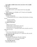 Bài 36: Động cơ đốt trong dùng cho máy nông nghiệp - Giáo án Công nghệ 11 - GV:N.N.Viên