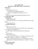 Bài 38: Thực hành - Vận hành và bảo dưỡng động cơ đốt trong - Giáo án Công nghệ 11 - GV:N.N.Viên