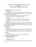 Giáo án Lịch sử 9 bài 18: Đảng Cộng Sản Việt Nam ra đời