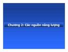 Bài giảng Địa lý cảnh quan: Chương 2 - PGS.TS. Hà Quang Hải