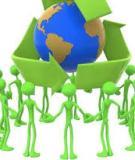 Giáo trình Công nghệ môi trường Phần I - ĐHQG HN