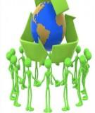 Giáo trình Công nghệ môi trường Phần II - ĐHQG HN