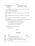Đề kiểm tra 1 tiết Hóa 10 - THPT Duy Tân (2013-2014)