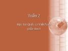 Bài giảng bài Học hát: Quốc ca Việt Nam (tiếp theo)  - Âm nhạc 3 - GV:Hoàng Dung