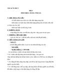 Giáo án Tin học 7 bài 6: Định dạng trang tính