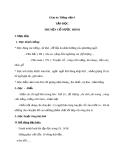 Bài Tập đọc: Truyện cổ nước mình - Giáo án Tiếng việt 4 - GV.N.Phương Hà