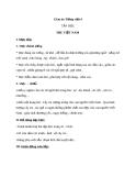Bài Tập đọc: Tre Việt Nam - Giáo án Tiếng việt 4 - GV.N.Phương Hà