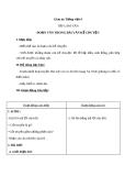 Bài Tập làm văn: Đoạn văn trong bài văn kể chuyện - Giáo án Tiếng việt 4 - GV.N.Phương Hà