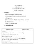 Bài LTVC: Luyện tập viết tên người, tên địa lí VN - Giáo án Tiếng việt 4 - GV.N.Phương Hà