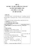 Giáo án tiết Ôn tập kiểm tra 2 bài hát và TĐN số số 8  - Âm nhạc 5 - GV:Hoàng Dung