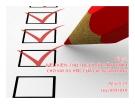 Thuyết trình: Điều kiện, thủ tục và các sản phẩm cho vay du học tại các ngân hàng