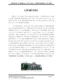 Tiểu luận: Tình hình hoạt động nghiệp vụ thị trường mở của ngân hàng hành nước Việt Nam