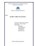 Tiểu luận: Sở hữu chéo ngân hàng