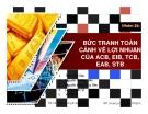 Thuyết trình: Bức tranh toàn cảnh về lợi nhuận của ACB, EIB, TCB, EAB, STB