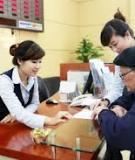 Đề thi nghiệp vụ vị trí Giao dịch viên ngân hàng VIB