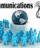 Tiểu luận Vai trò của các phương tiện truyền thông trong kinh doanh thời đại hiện nay.
