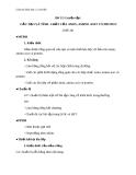 Giáo án Hóa học 12 bài 12: Luyện tập: Cấu tạo và tính chất của amin, amino axit và protein (Chương trình cơ bản)