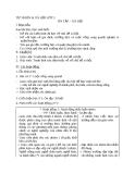 Giáo án bài Ôn tập xã hội - Tự nhiên Xã hội 2 - GV:B.N.Kha
