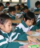 Hướng dẫn ôn tập và thi tốt nghiệp môn Tiếng Việt và PPGD tiếng Việt ở Tiểu học - Hoàng Tất Thắng (chủ biên)
