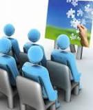 Tài liệu Môn học Các vấn đề về quản lý - Quản lý nguồn nhân lực