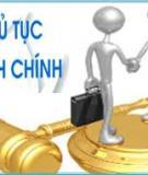 Nghiệp vụ hành chính - NCS.ThS. Nguyễn Nam Thắng