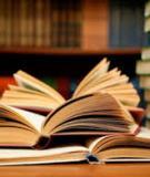 Đề cương ôn tập môn: Giáo dục học đại cương