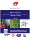 Báo cáo: Những quan sát về Giáo dục đại học trong các Ngành Công nghệ Thông tin, Kỹ thuật Điện - Điện tử- Viễn thông và Vật lý tại một số Trường Đại học Việt Nam