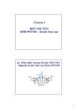 Bài giảng Máy thủy khí - Chương 3: Máy thể tích bơm Piston - Xilanh thủy lực