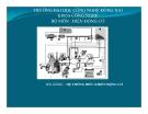 Bài giảng Hệ thống điều khiển động cơ - ĐH Công nghệ Đồng Nai