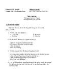 3 đề kiểm tra HK1 Sinh 7 – (Kèm Đ.án)
