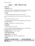 Giáo án Hóa học 12 bài 21: Điều chế kim loại (Chương trình cơ bản)