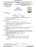 78 Đề thi Toán 10 vào các trường Chuyên - Năng khiếu (2013 - 2014)