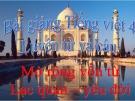Bài LTVC: Mở rộng vốn từ: Lạc quan -Yêu đời - Bài giảng điện tử Tiếng việt 4 - GV.N.Phương Hà