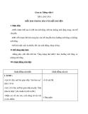 Bài Tập làm văn: Kết bài trong văn kể chuyện - Giáo án Tiếng việt 4 - GV.N.Phương Hà