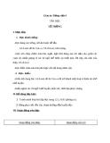 Bài Tập đọc: Vẽ trứng - Giáo án Tiếng việt 4 - GV.N.Phương Hà