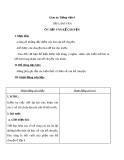 Bài Tập làm văn: Ôn tập văn kể chuyện - Giáo án Tiếng việt 4 - GV.N.Phương Hà