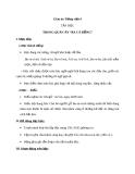 Bài Tập đọc: Trong quán ăn Ba cá bống - Giáo án Tiếng việt 4 - GV.N.Phương Hà