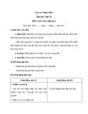 Bài Tập đọc: Bốn anh tài (Tuần 20) - Giáo án Tiếng việt 4 - GV.N.Phương Hà