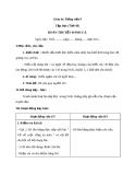 Bài Tập đọc: Đoàn thuyền đánh cá - Giáo án Tiếng việt 4 - GV.N.Phương Hà